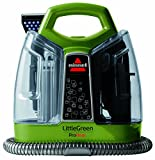 Best Upholstery Cleaners - Bissell Little Green Proheat Portable Deep Cleaner, 52075 Review