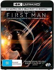 First Man (4K Ultra HD + Blu-ray)