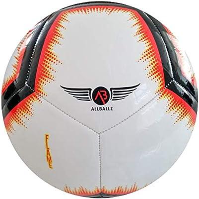 ALLBALLZ - Balón de fútbol con Llama (2018 - 2019), Talla 1 ...