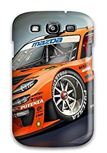 Fashionable Style Case Cover Skin For Galaxy S3- Beautiful Car