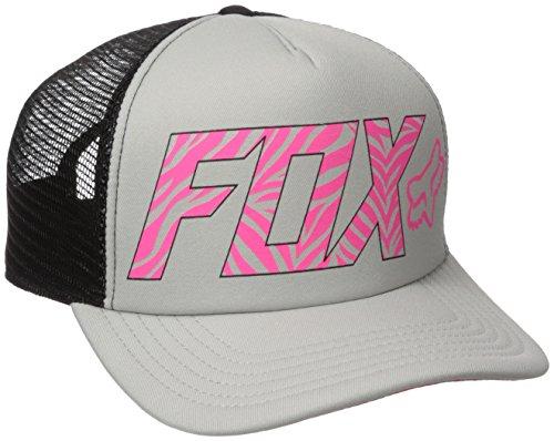 Amazon.com: Fox Racing Juniors Phoenix Trucker Hat, Black, One Size: Clothing