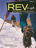 REV It up!, Course 3, Isabel L. Beck and Margaret G. McKeown, 1419040413