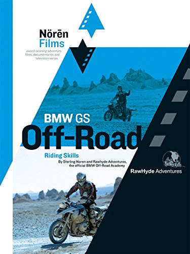 - BMW GS Off-Road Riding Skills