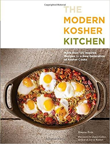 Read The Modern Kosher Kitchen: More than 125 Inspired Recipes for a New Generation of Kosher Cooks PDF