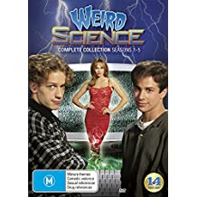 Weird Science - Complete Series Collection - Seasons 1 - 5
