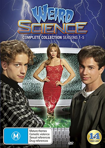 (Weird Science - Complete Series Collection - Seasons 1 - 5)