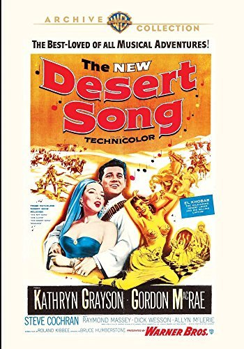 Price comparison product image The Desert Song (1953) by Kathryn Grayson