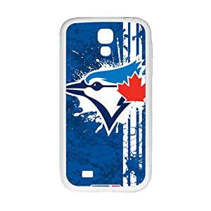 JIANADA Toronto Blue Jays New Style High Quality Comstom Protective Case Coverr For Samsung Galaxy S4