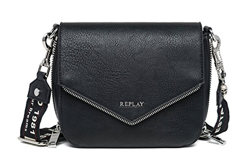 000 Bag Body Fw3751 Women's Replay a0362 Cross a0362 Fw3751 Black Replay Women's Cross 000 4R78Cw4q