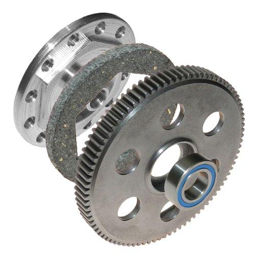 (Robinson Racing Products 1550 AX10 High Performance Gen3 Slipper Unit 88T Steel Spur Gear )