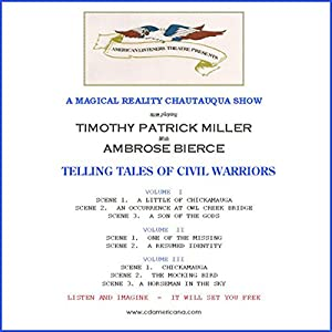 Telling Tales of Civil Warriors Audiobook