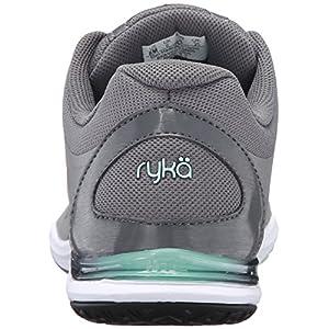 RYKA Women's Grafik 2 Cross-Trainer Shoe, Grey/Mint, 9.5 M US