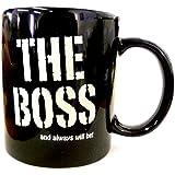 The Boss Tasse