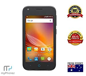 Brand New ZTE Zip 4G Black Cheap Mobile Smartphone