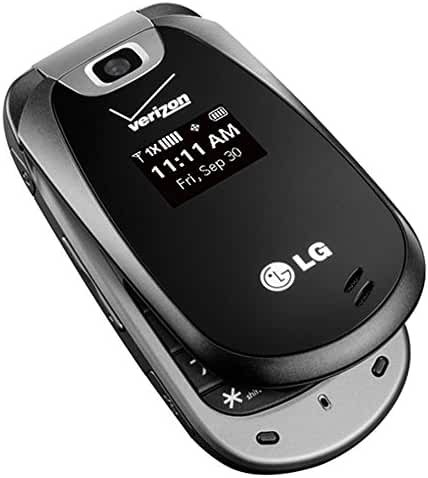 Verizon LG VN150 Revere No Contract Grey CDMA Camera Cell Phone EXCELLENT