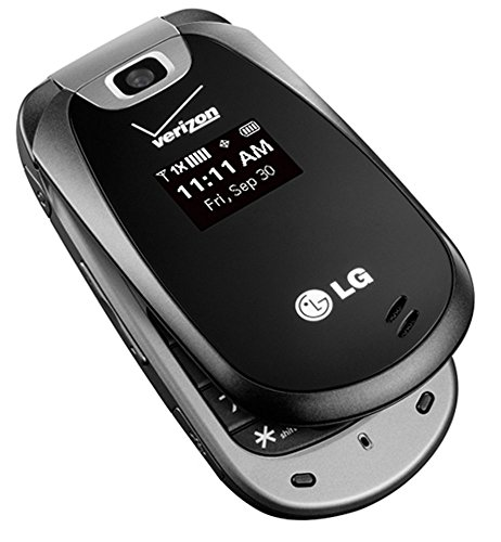 Verizon LG VN150 Revere No Contract Grey CDMA Camera Cell Phone (Lg Verizon Phone)