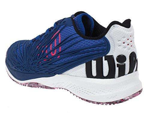Chaussures de Homme Red 0 Dazzling Tennis 2 000 White Bleu KAOS Blue Neon Wilson CAStqTxFnw
