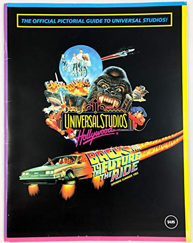The Official Pictorial Guide to Universal Studios