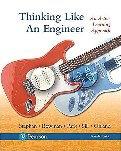 Thinking Like An Engineer Pdf
