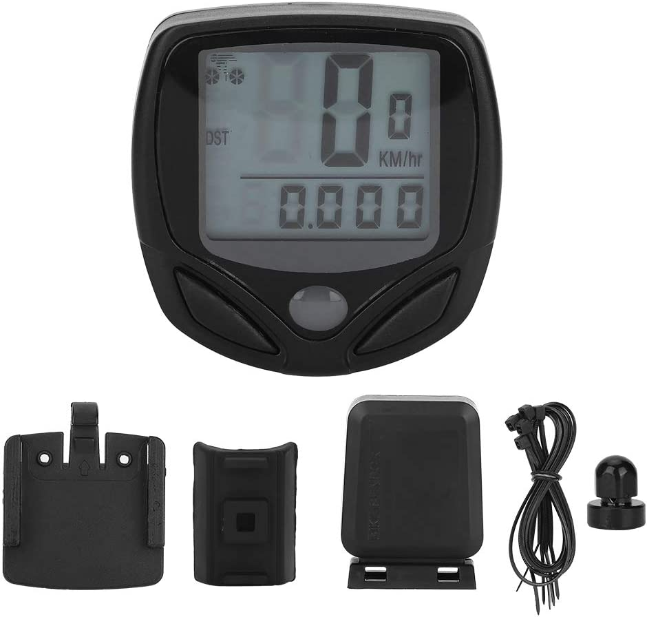 Automatic Cycling Speedometer for Road Bicycles Mountain Bicycles Lightweight Bike Computer