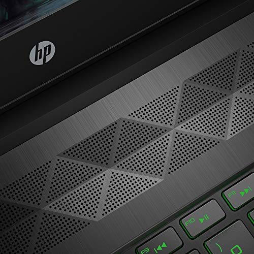 "HP 15-CX0020NR Pavilion Gaming 15.6"" Laptop Intel Core i5 8GB Memory NVIDIA GeForce GTX 1050 Ti 1TB Hard Drive Matte Finish In Shadow Black And Acid Green"