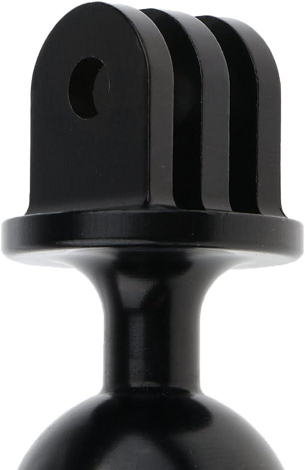 RAM Mount Tripod Ball Head Base Adapter Holder 360 Degree Rotation Black