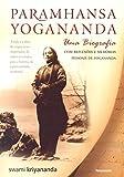 capa de Paramhansa Yogananda. Uma Biografia