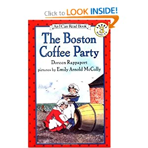 The Boston Coffee Party Doreen Rappaport