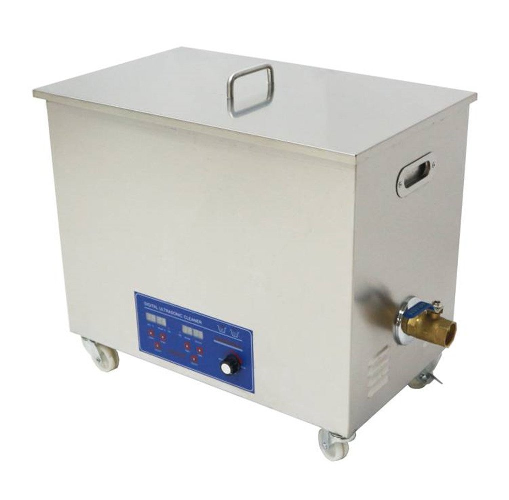 120KHZ High Frequency Ultrasonic Cleaner 130L Industrial Jewelry Cleaning Polishing Machine