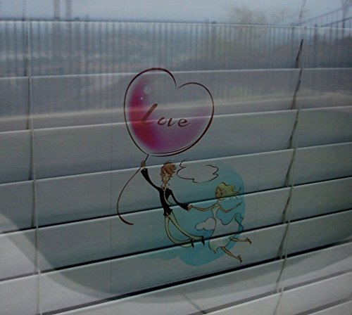 Clear Static Window Cling Signs Printing, Non-Adhesive Decal Sticker, CR