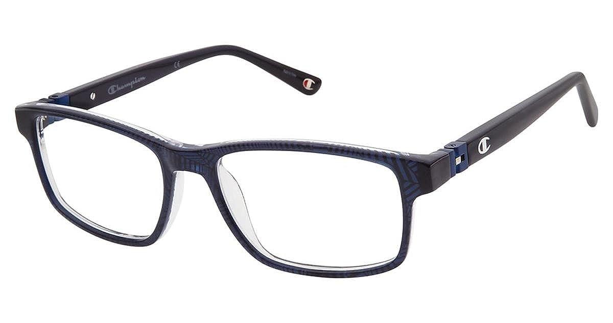 Champion 7021 C03 TRANS NAVY//NAVY Eyeglasses Destination Jr