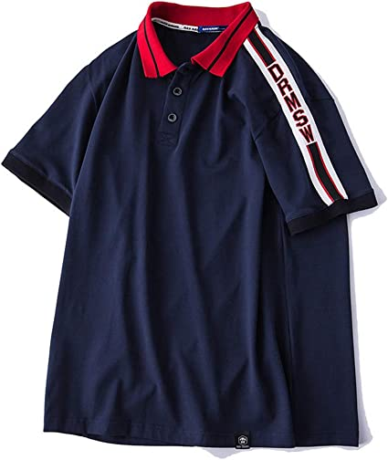Talla Grande De los Hombres Camisas de Polo Camisetas Grandes y ...