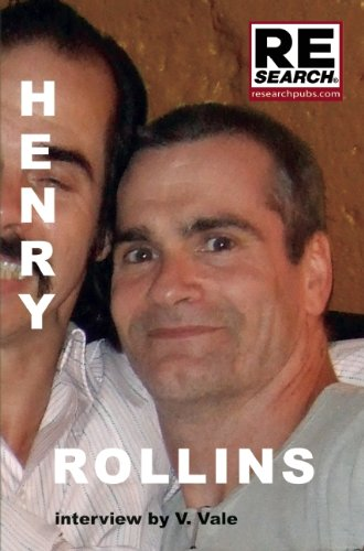 Henry Rollins  Re Search Pocketbook
