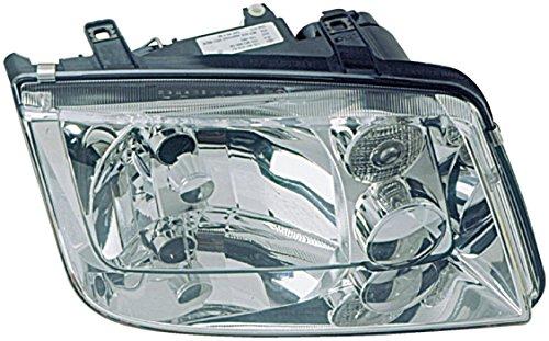 Dorman 1590898 Passenger Side Headlight Assembly For Select Volkswagen Models (2000 Assembly Headlight Jetta Vw)