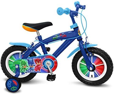 STAMP SAS PJ Masks Bike 14 Bush + Nylon Rims + Caliper Brakes, Multicolor, 4-6 (PJ280020NBA): Amazon.es: Juguetes y juegos