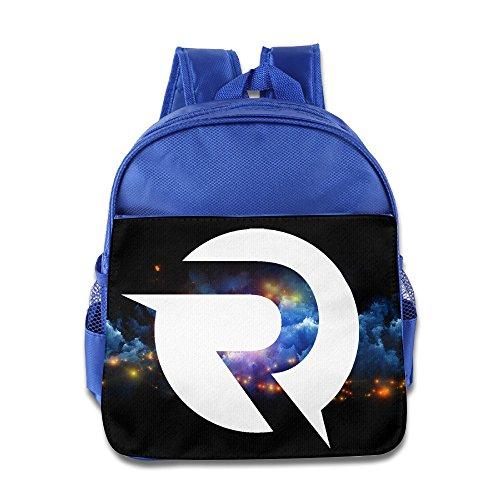 [League Of Legends Origen Kids School RoyalBlue Backpack Bag] (Ashe League Of Legends Cosplay Costume)