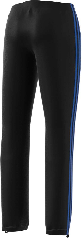 adidas Womens Designed 2 Move Straight Pants, Black/Blue, Medium by adidas (Image #2)