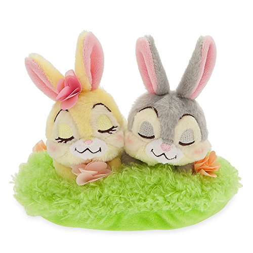 (Disney Thumper and Miss Bunny Plush Easter Basket Set - Mini)