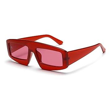 HYUHYU Gafas De Sol para Mujer Diseñador De La Marca Gafas ...