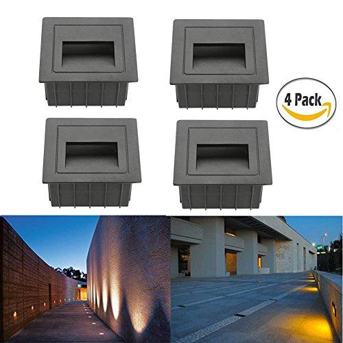 4 Led Plinth Lights