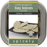 Spicely Organic Bay Leaves - Tin
