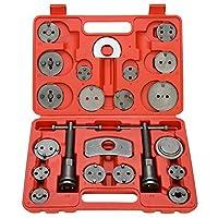 8MILELAKE Juego de herramientas de pinza de freno de disco profesional de freno de disco 22pc profesional