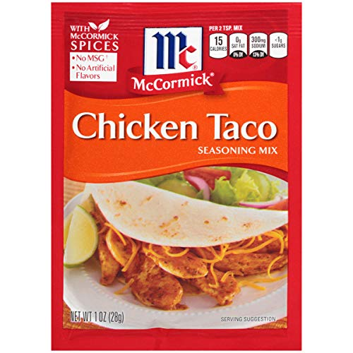 chicken taco mix - 1