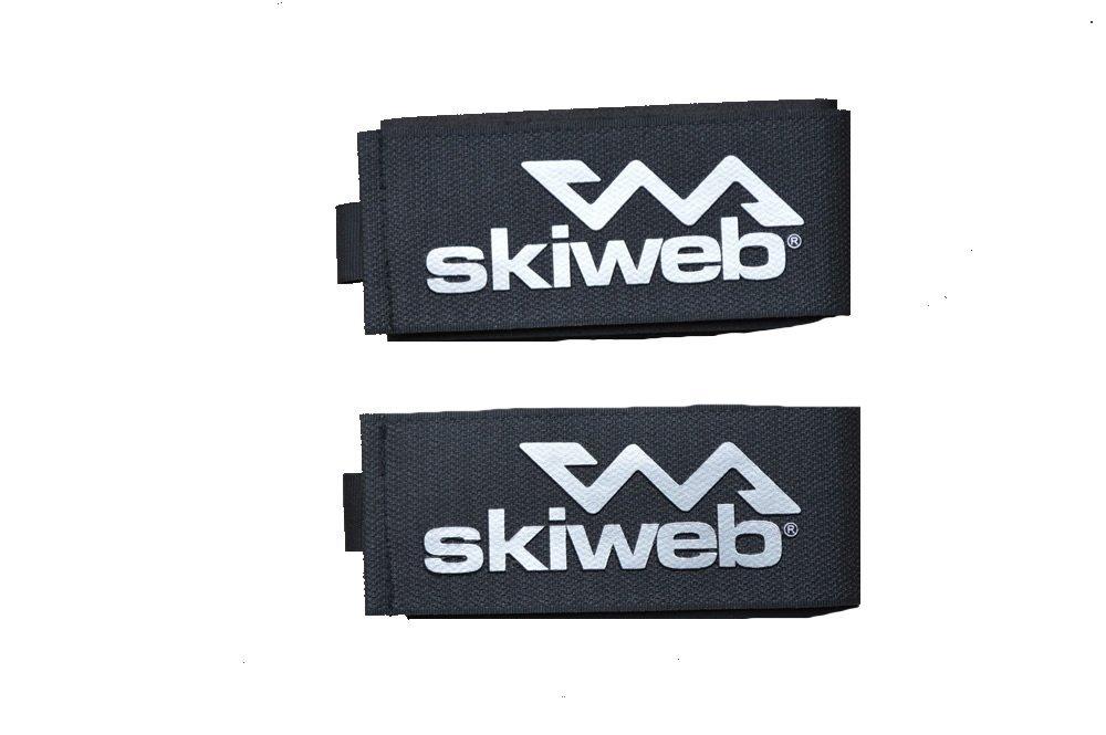 Ski Straps - One Pair by Skiweb