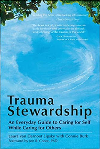 amazon trauma stewardship an everyday guide to caring for self