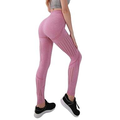 cinnamou Ropa Deportiva Mujer Leggins Mujer Pantalones De ...