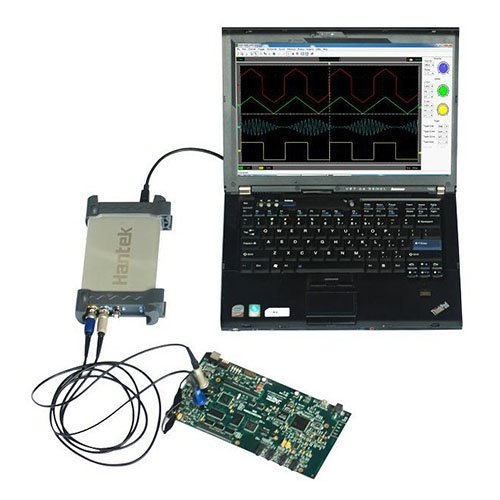 - PC Based USB Digital Oscilloscope Test Measure Electrical Testing 48MSa/s 20Mhz Bandwidth 2CH MUW