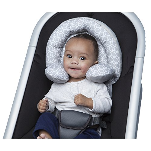 Amazon Boppy Infant To Toddler Head And Neck Support Prism Gray Baby