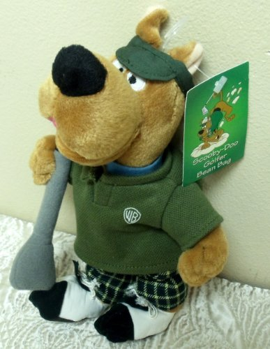 Retired Warner Brothers Scooby Doo Golf Pro 8