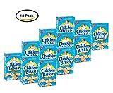 PACK OF 12 - Nabisco Flavor Originals Chicken in a Biskit Original Baked Snack Crackers, 7.5 oz